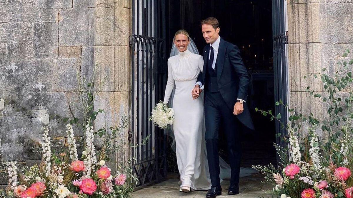 Estos son los vestidos de novia que más han triunfado este 2021