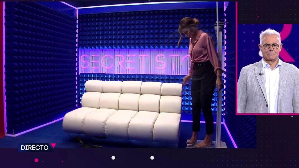 La audiencia decide con sus votos a través de la web y la app que Cristina Porta tenga una misión: ¡la calculadora humana!