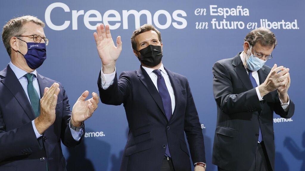 Arranca la Convención del PP con Mariano Rajoy de estrella invitada