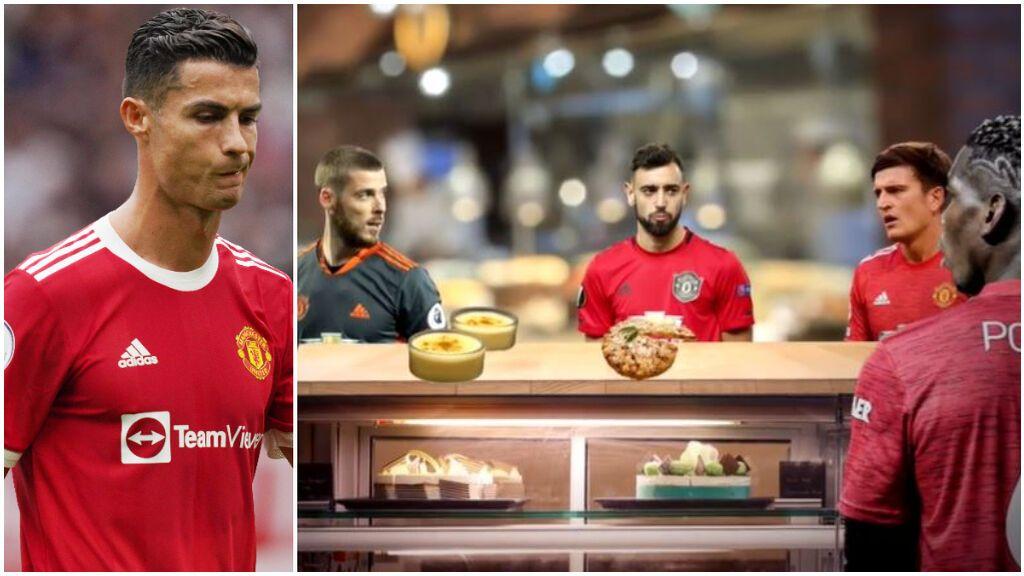 El menú de Cristiano Ronaldo no gusta a sus compañeros.