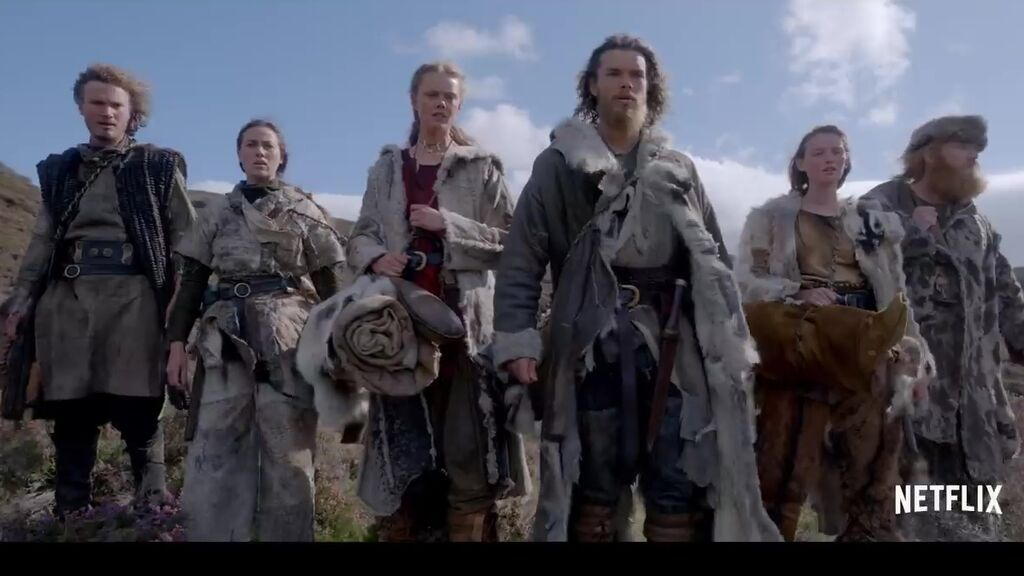 Vikingos: Valhalla - tráiler