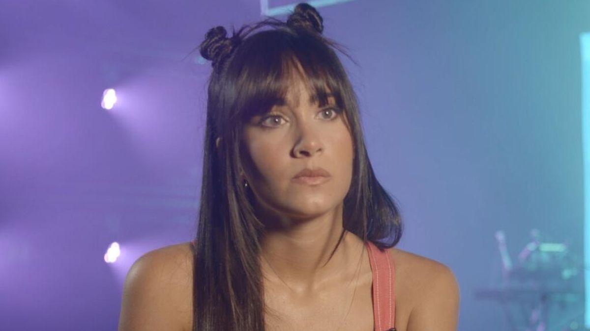 Aitana Ocaña explica entre lágrimas el motivo de salud por el que ha tenido que cancelar otro concierto
