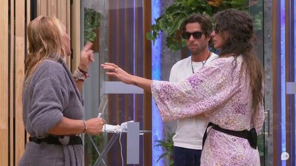 8.00 - 16.00 | Canales, Cynthia y Lucía critican la actitud de Cristina y Miguel