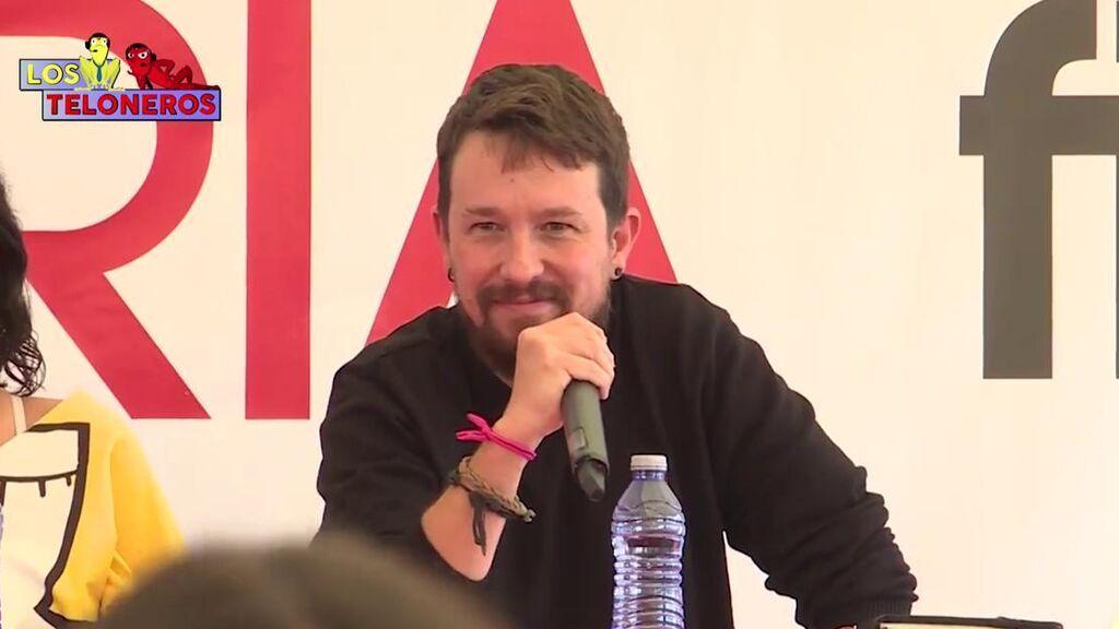 Pablo Iglesias, abucheado