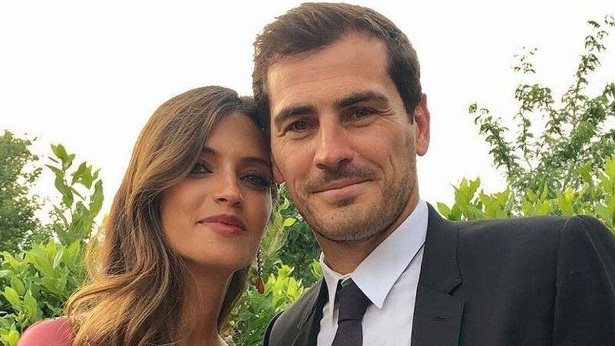 """Casillas presume de elegancia y se lleva otro 'piropo' de Sara Carbonero: """"Espejito, espejito"""""""