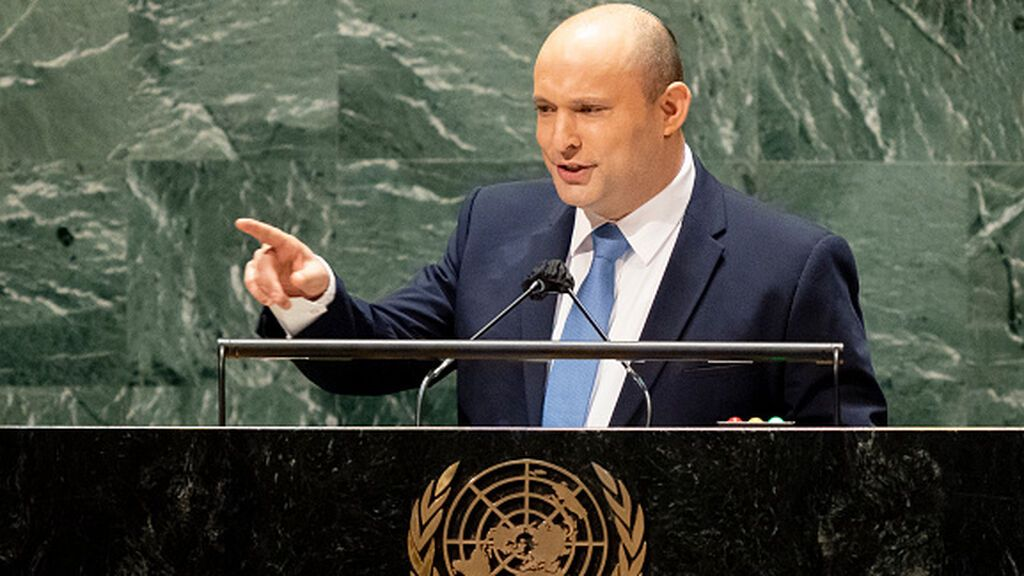 """Israel acusa a Irán en la ONU : Han cruzado todas las """"lineas rojas"""""""