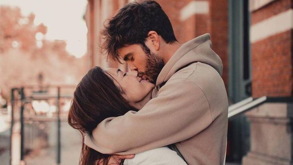 Adara y Rodrigo, una relación repleta de idas y venidas
