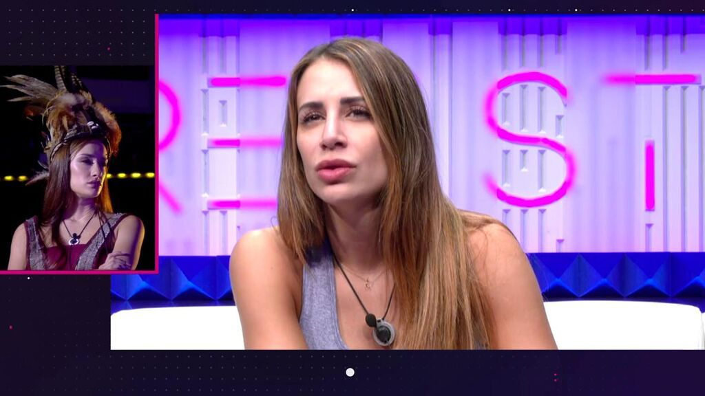 "Adara carga contra Cristina Porta: ""No sé si se piensa que es Elsa Pataky"""