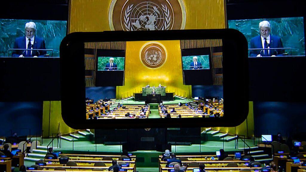 La  Asamblea de la ONU abre la puerta a soluciones en crisis climática y Covid