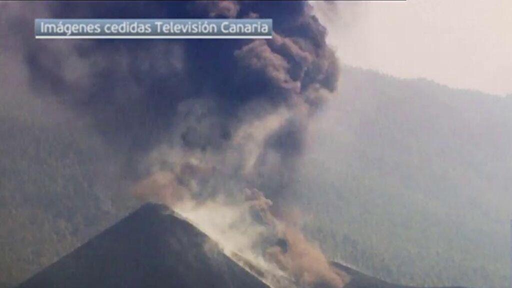 ¿Puede surgir otro volcán en otra parte de la isla de La Palma?
