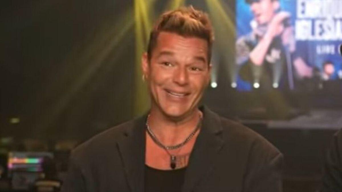 """Ricky Martin, el último famoso """"irreconocible"""" por la cirugía estética"""