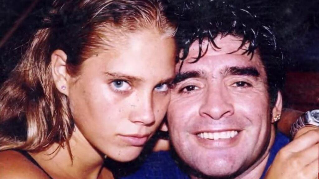 La novia cubana de Maradona confiesa cómo fue su relación.