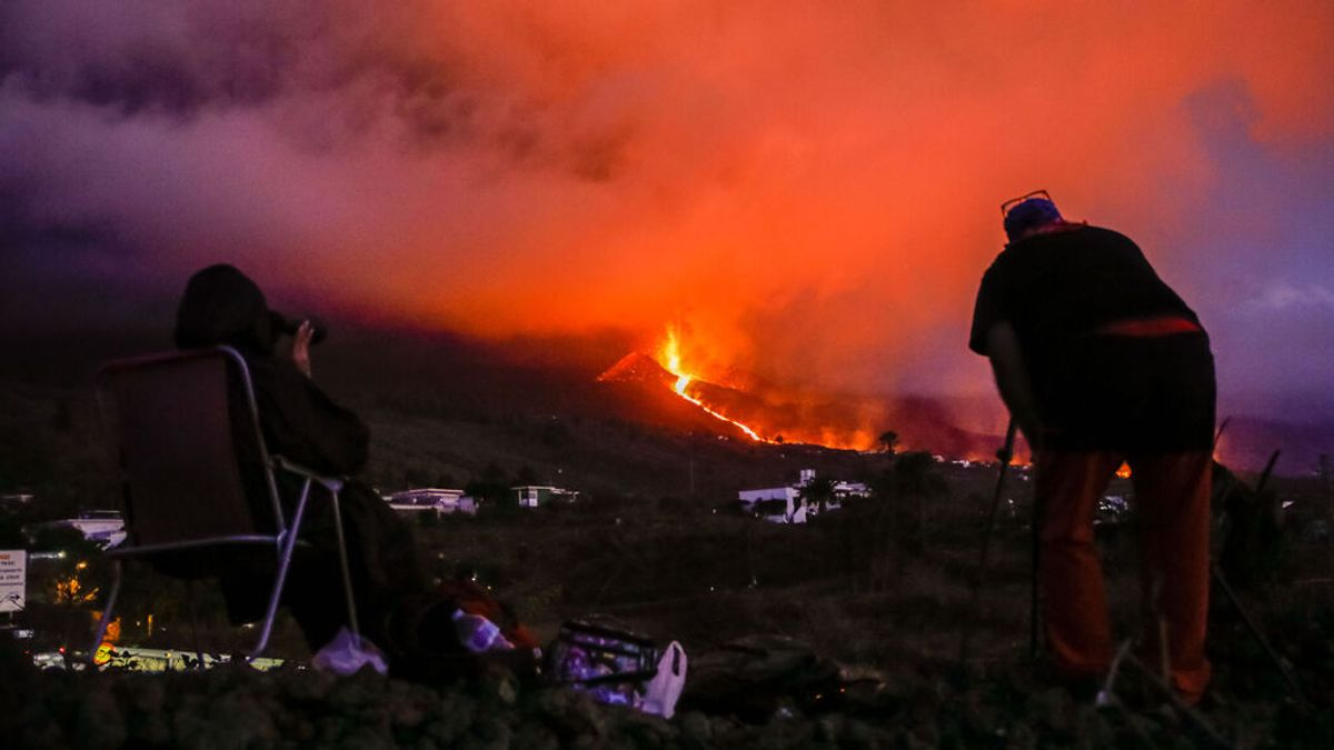 El Gobierno concede 10,5 millones en ayudas a los afectados por el volcán