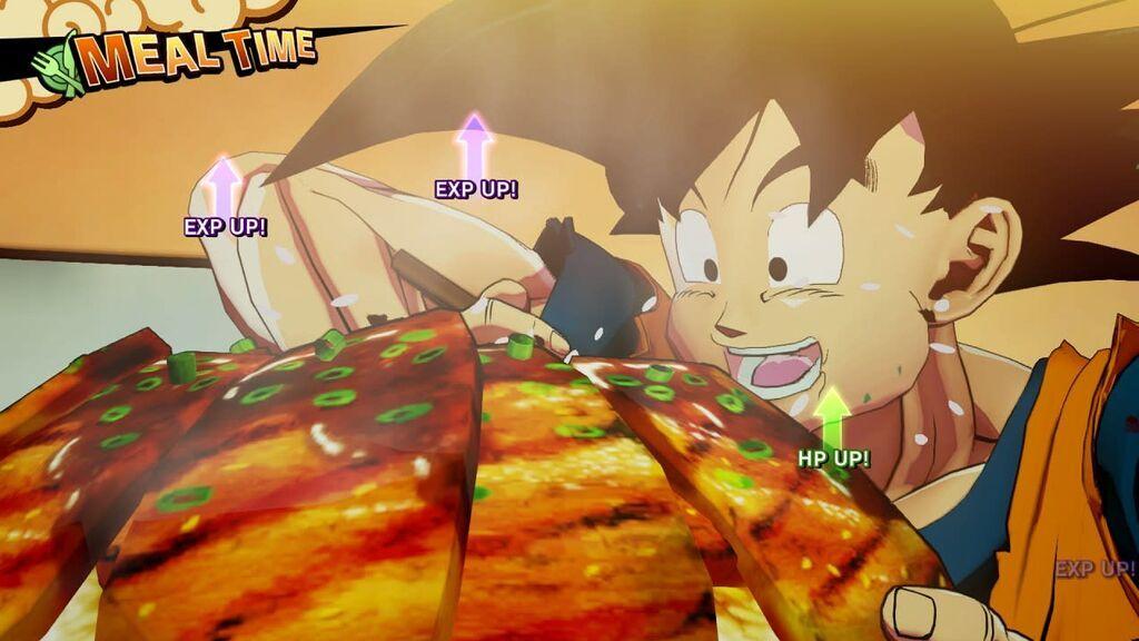 Dragon Ball Z Kakarot en Nintendo Switch
