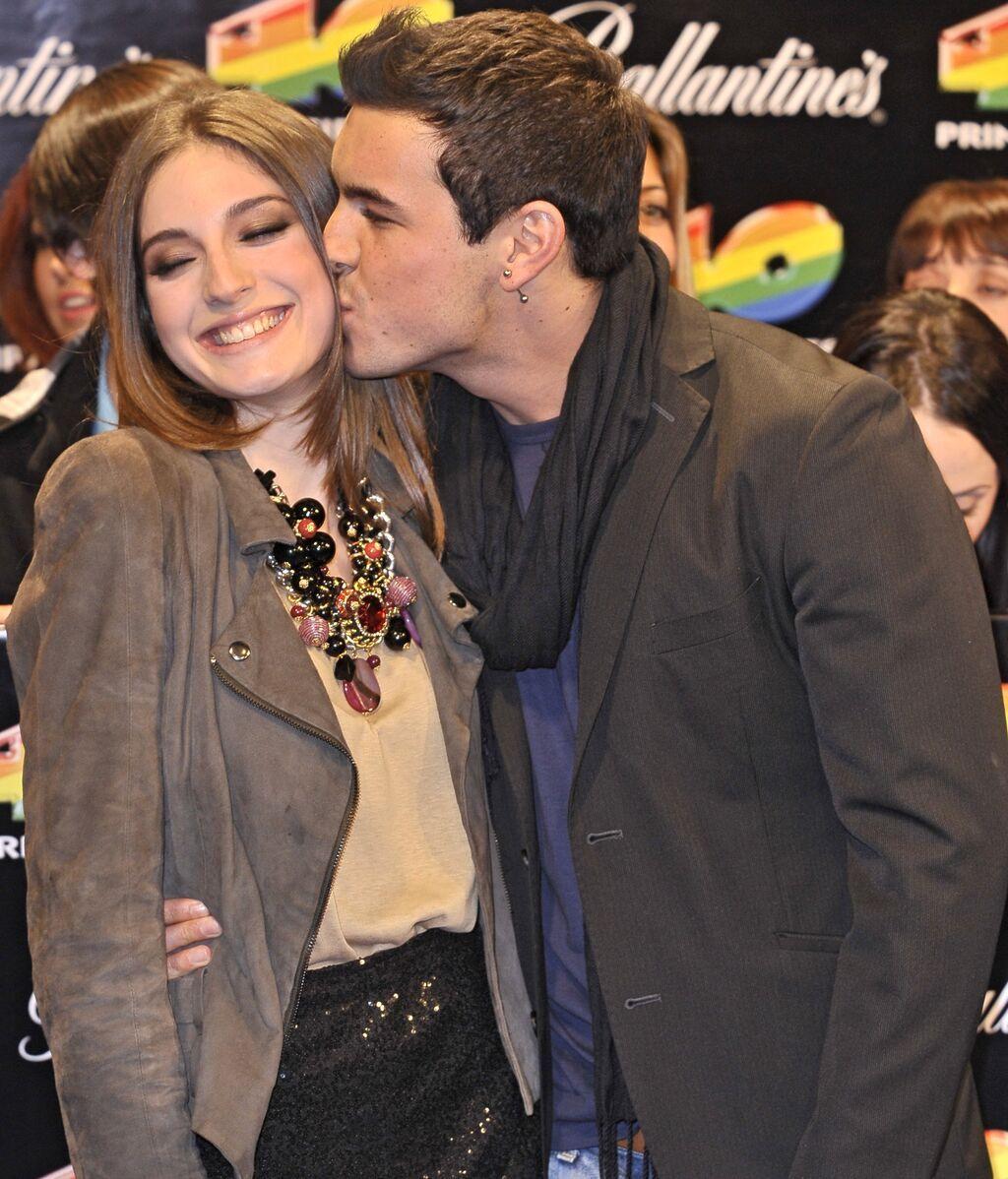 María Valverde y Mario Casas, en una foto de archivo