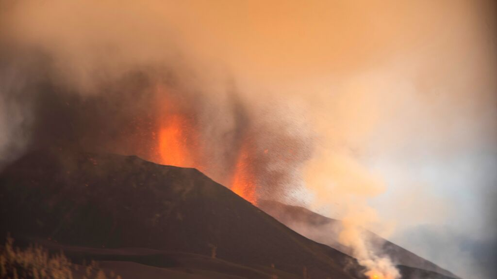 ¿Qué nombre llevará el volcán de La Palma en Cumbre Vieja?