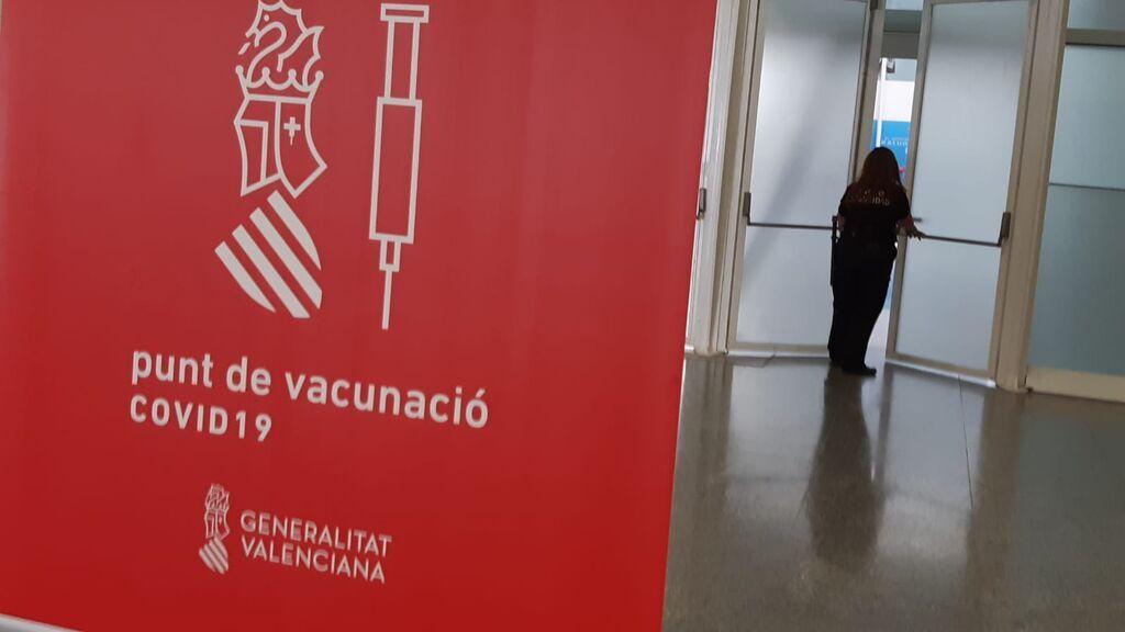 """La Comunidad Valenciana cierra los vacunódromos después de inocular 7,5 millones de dosis: """"Misión cumplida"""""""