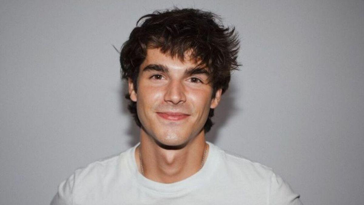 Álvaro Mel, de triunfar en Instagram a probar suerte como actor en la pequeña pantalla