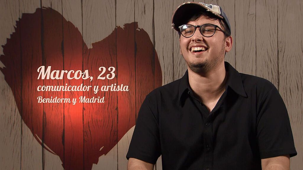 """Marcos: """"Un maricón perdido es la mejor persona que puedes encontrar en tu vida"""""""