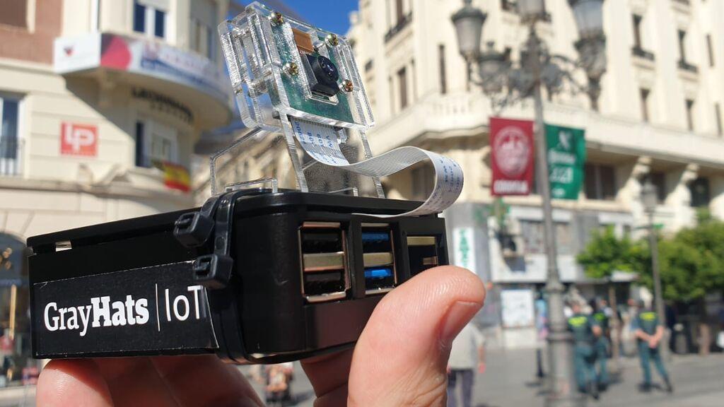 Una empresa de Córdoba desarrolla un sistema de cámaras capaz de detectar personas sin mascarilla