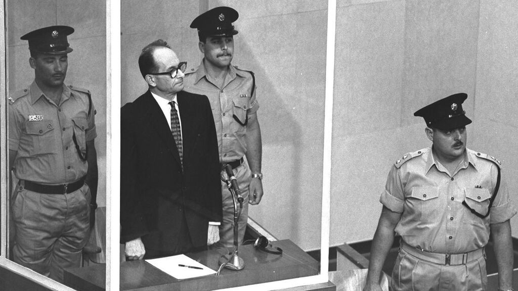 Juicio a Adolf Eichmann