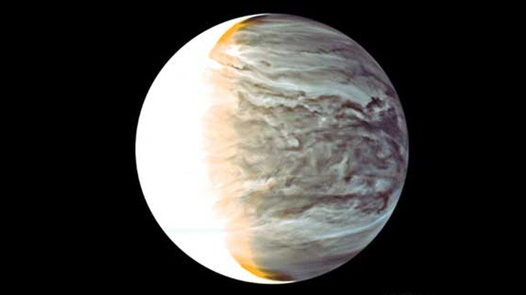 Fotosíntesis en las nubes de Venus: investigadores confirman que podrían sustentar vida