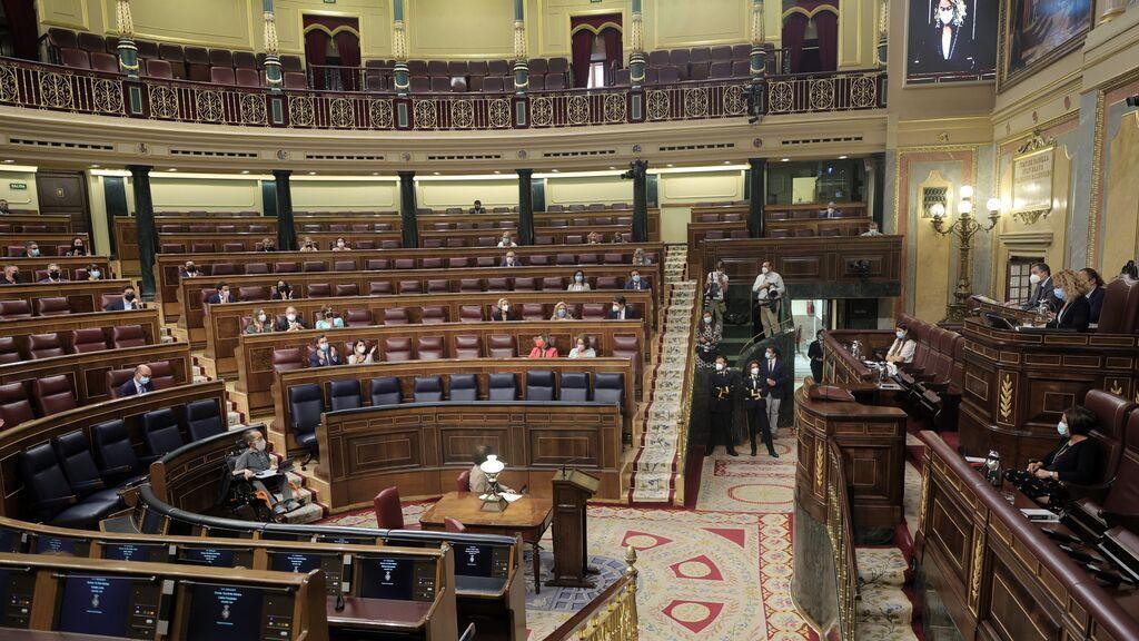En directo: sesión de control al Gobierno en el Congreso