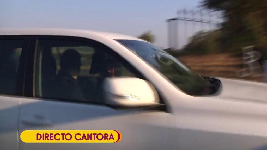 Agustín Pantoja sale de Cantora