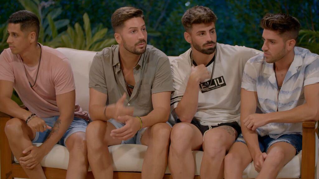 Mayka, Isaac y Lester se van a Villa Luna