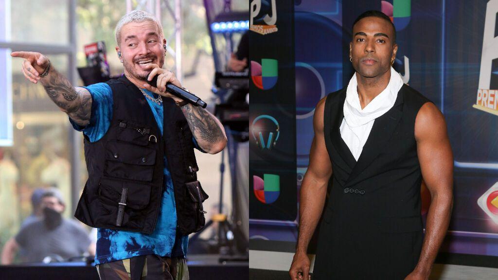 J Balvin y Yotuel zanjan la polémica de los Grammy Latinos tras las críticas del colombiano a la Academia