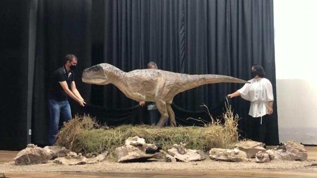 Descubren en Brasil una nueva especie de dinosaurio, el llamado Kurupi itaata