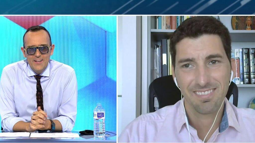 """Doctor Oriol Mitjá: """"En seis meses llegaremos a una situación en la que el covid será una nueva gripe"""""""