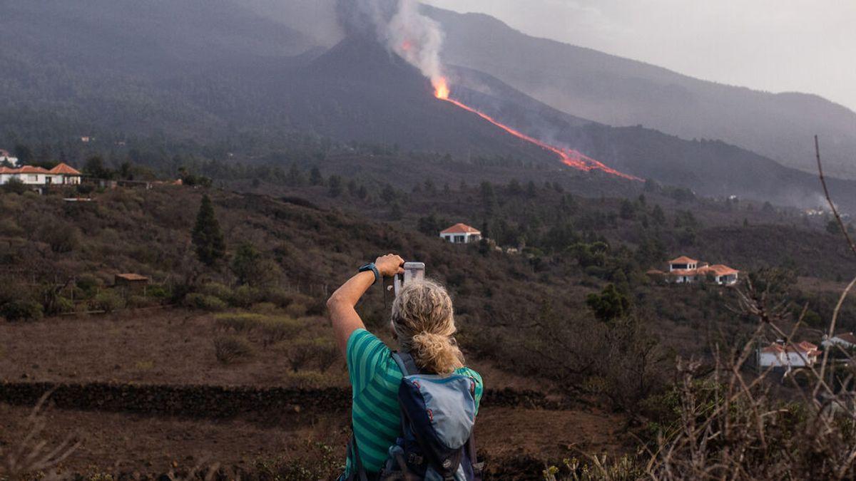 Varios jóvenes de La Palma cuentan cómo están viviendo la erupción del volcán