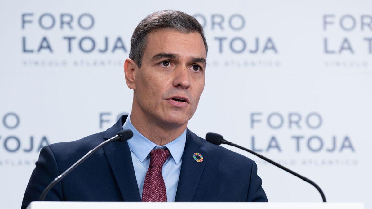 En directo: Pedro Sánchez clausura el Foro de La Toja
