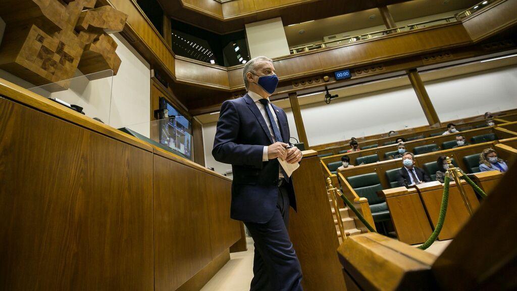 Euskadi pondrá fin a la emergencia sanitaria el próximo martes