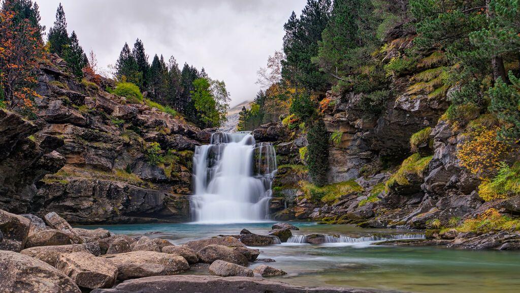 Parque Nacional de Ordesa y Monte Perdido, en Huesca.