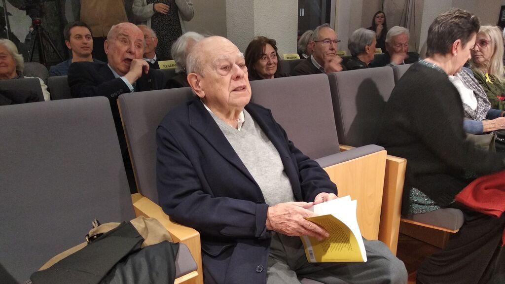 El expresidente Jordi Pujol ingresa en el Hospital de Barcelona por una arritmia cardíaca
