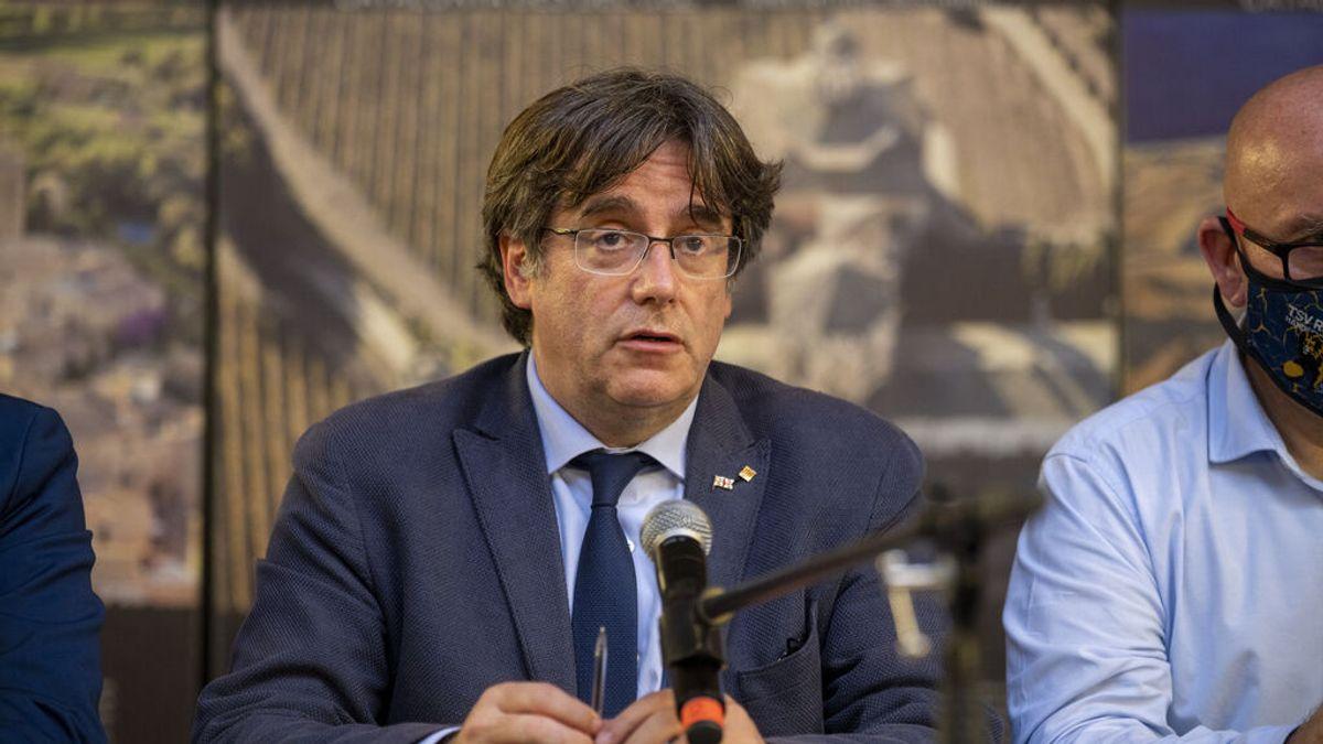 Puigdemont pide al Tribunal General de la UE que le devuelva la inmunidad