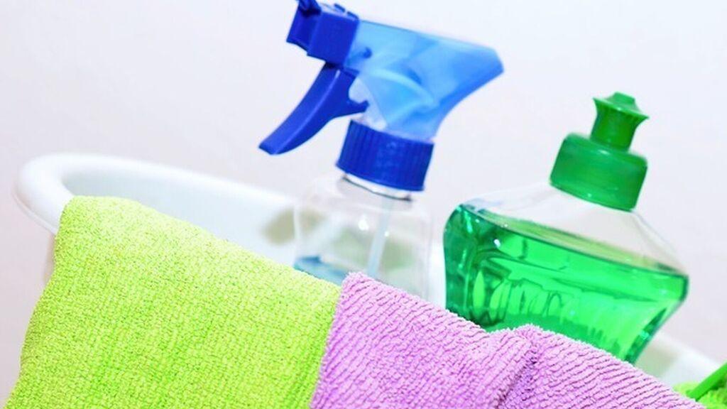 Cómo mantener tus bayetas y estropajos limpios y libres de bacterias