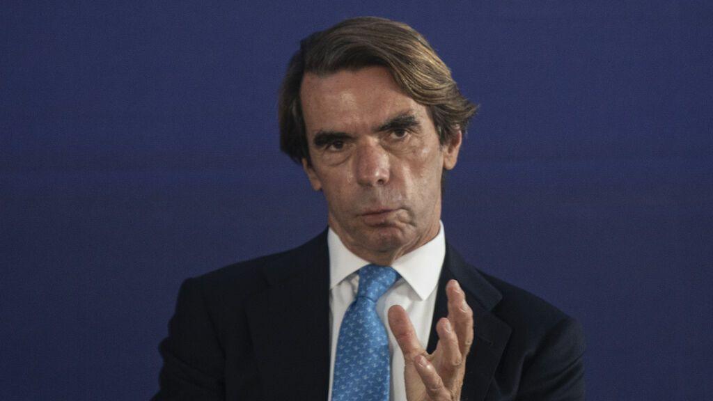 """Aznar ridiculiza al presidente de México por sus palabras sobre los indígenas: """"¿Y usted cómo se llama? Su apellido, azteca no es"""""""