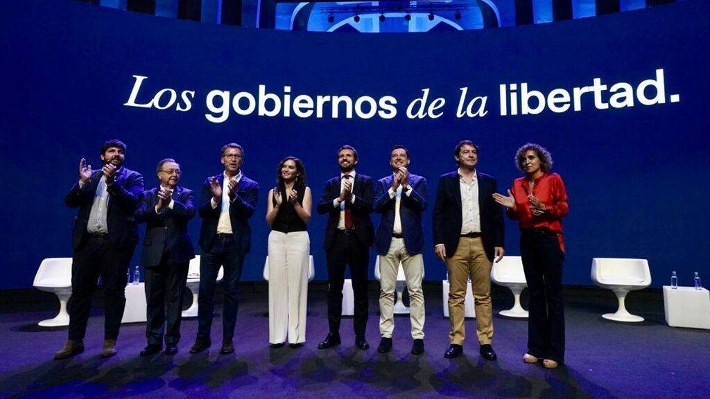En directo, la Convención Nacional del PP