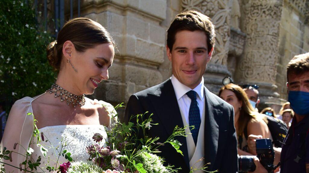 Claudia Osborne se casa con José Entrecanales: así ha sido su boda