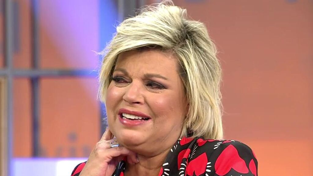 Terelu llora por su madre en 'Viva la vida'