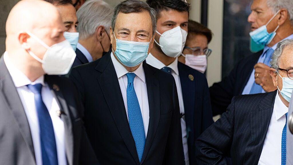 El milagro económico post-pandemia de Draghi en Italia