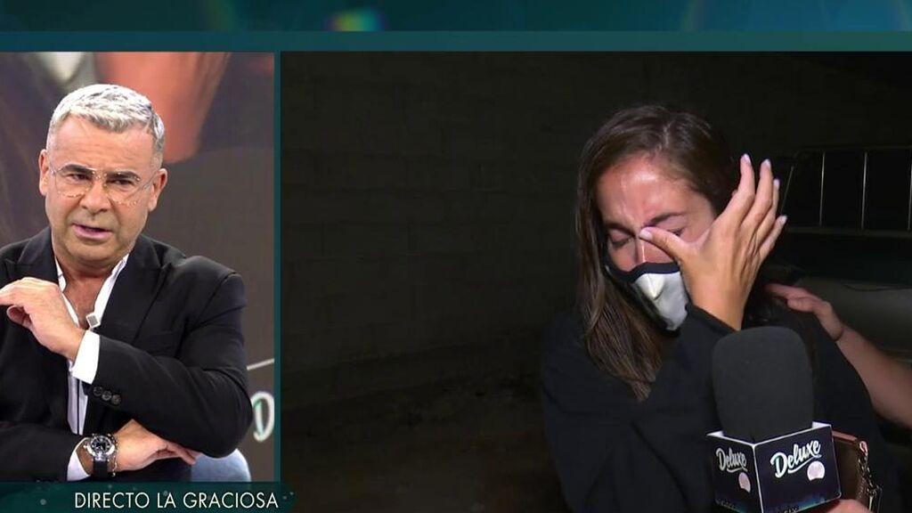 Anabel Pantoja confiesa que ella y Kiko Rivera están enfadados