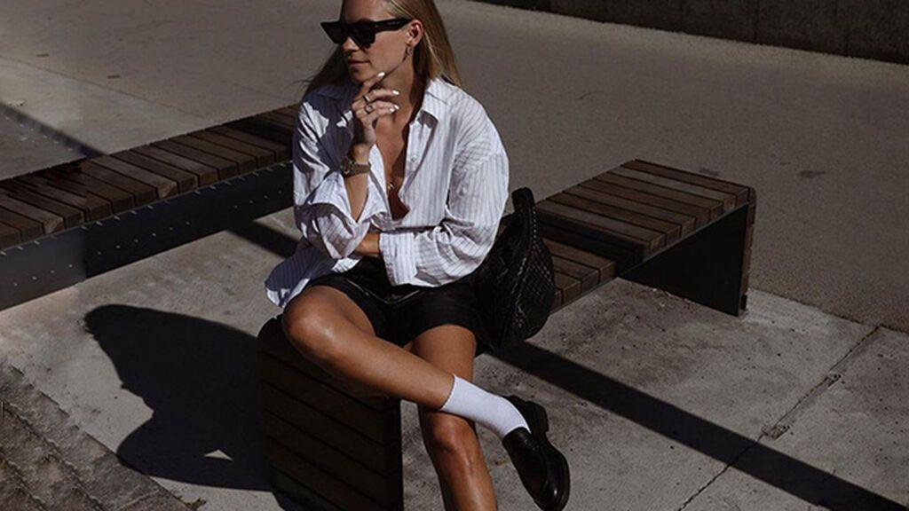 Cómo combinar tus mocasines en tus outfits de entretiempo