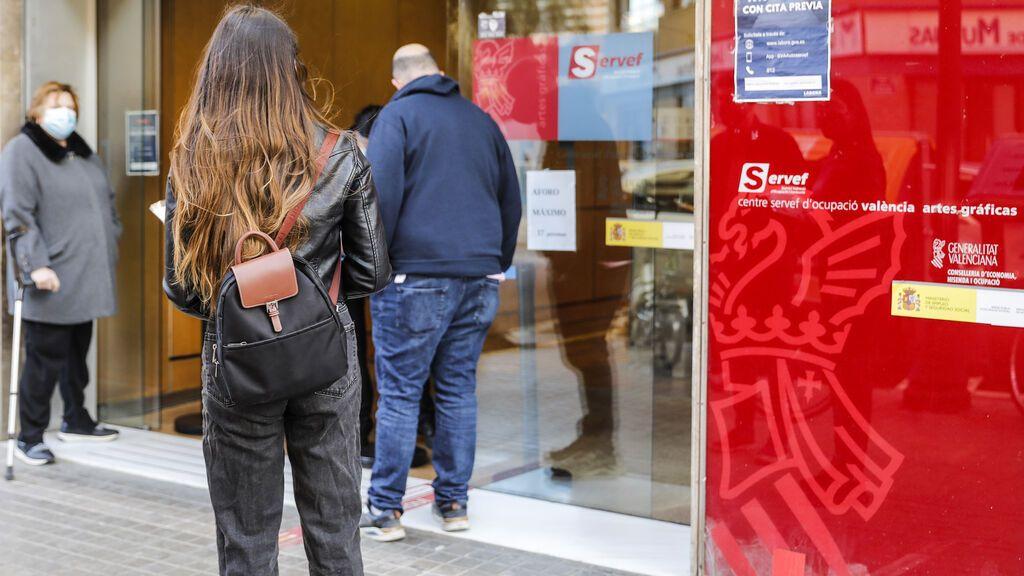 El paro cae en 6.673 personas en septiembre en la Comunidad Valenciana