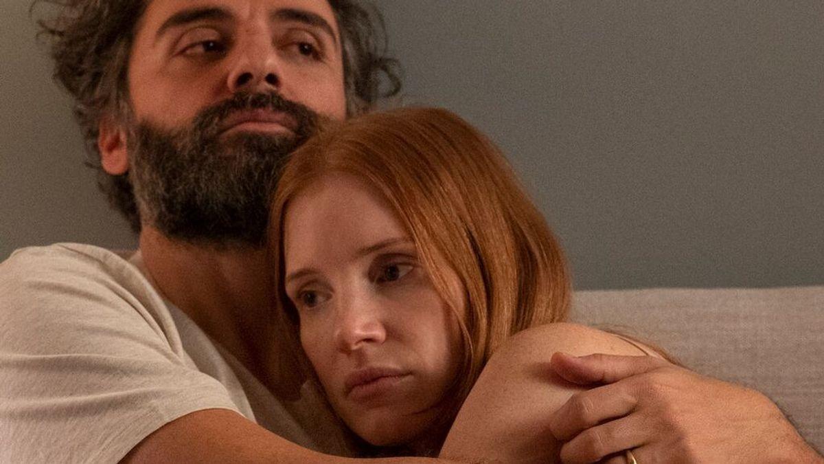 El desnudo frontal de Oscar Isaac en 'Secretos de un matrimonio' causa shock en la audiencia