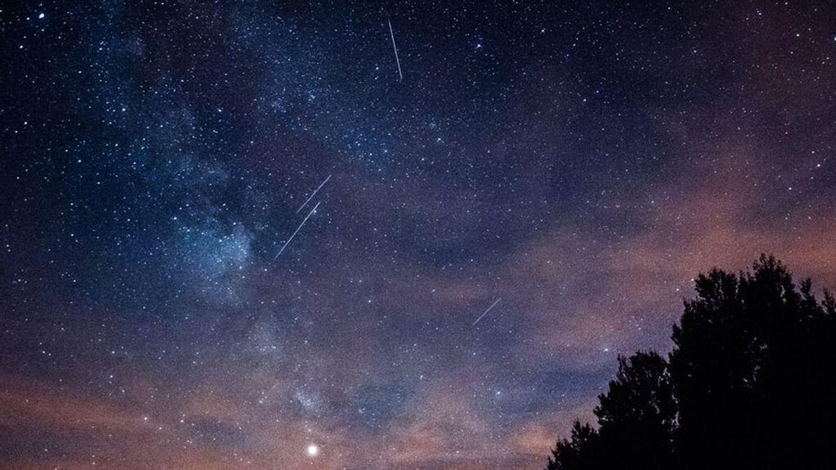 Dracónidas y Oriónidas: ¿Cuándo serán las lluvias de estrellas de octubre?