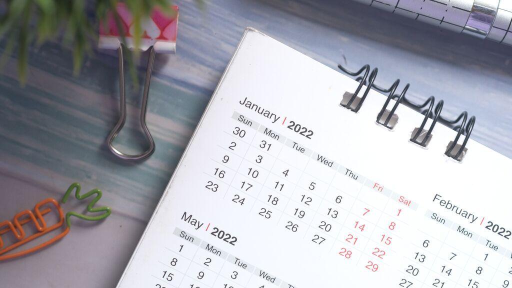 Calendario laboral 2022 en Asturias